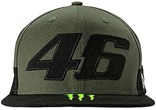 Valentino Rossi VR46 Moto GP Monster Camp Edition Flat Peak Cap Official 2019