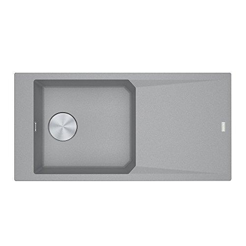 Franke FXG 611–100–114.0528.744Fragranit lavello da incasso, colore: grigio pietra