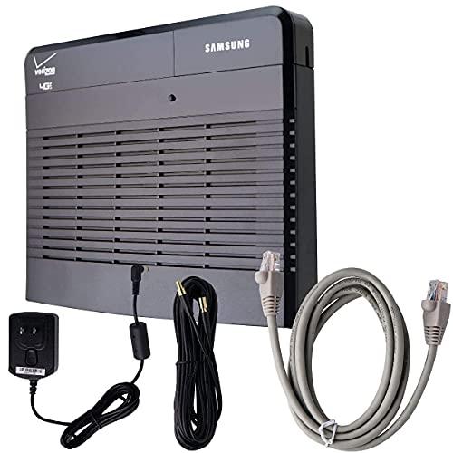 Samsung 4G LTE Verizon Network Extender Wireless Cellular Signal Booster SLS-BU103 (Renewed)