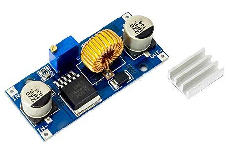 MissBirdler 5A XL4015 Spannungsregler Step down von4-38V nach1,2-24V Arduino UBEC SBEC BEC