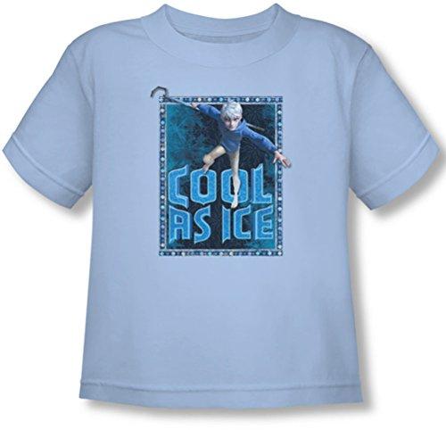 Rise Of The Guardians - - Toddler gel T-shirt Jack, 2T, Light Blue