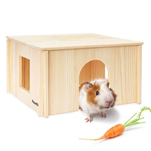 guinea pig hiding box