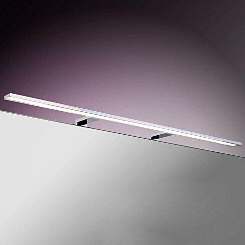 BAYTTER LED Spiegelleuchte Spiegellampe 13W aus Aluminum wasserdicht IP44 Badlampe Badleuchte warmweiß