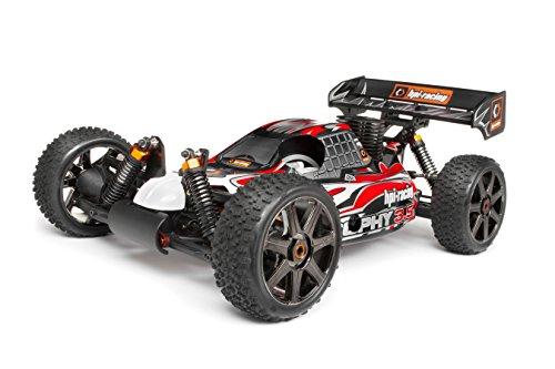 LRP Electronic H107012 - Fahrzeuge - Trophy Buggy 3.5 RTR 2.4 GHz, schwarz