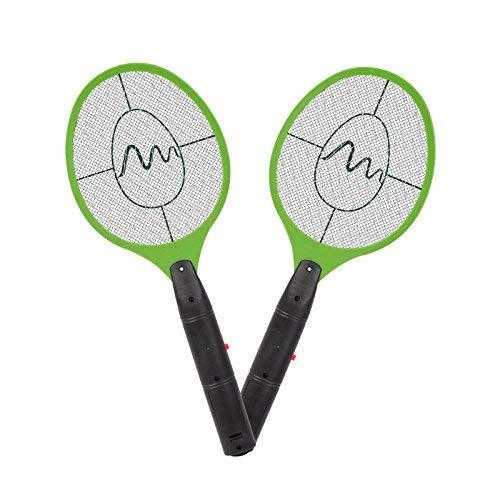 Matamoscas eléctrico; Raquetas Mata Mosca Mosquitos; Exterminadora Anti-Insectos; Raqueta Matamoscas Electrica; Raqueta...