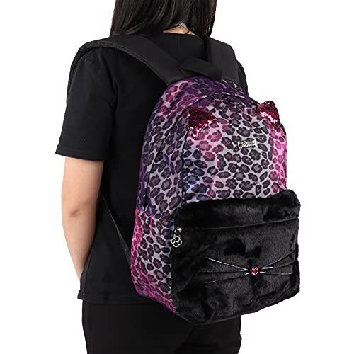 Mochila de hombro, fácil de llevar, impermeable, bonita, retro, exquisita, resistente al desgaste, para estudiantes, mochila para niños