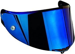 AGV Pista/Corsa Scratch Resistant Shield Street Motorcycle Helmet Accessories - Iridium Blue/One Size