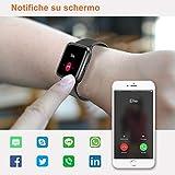 Zoom IMG-1 yamay smartwatch con saturimetro misuratore