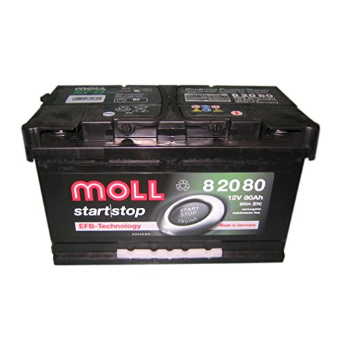 Moll Start|Stop EFB 82080 12V 80Ah