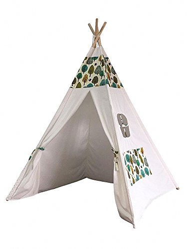Kids cloth teepee