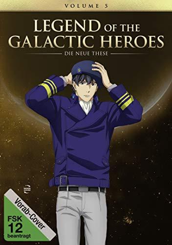 Legend of the Galactic Heroes: Die Neue These - Volume 5