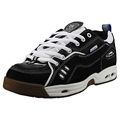 Globe CT-Iv Classic, Chaussures de Skateboard Homme, Multicolore (Black White Gum 000), 43 EU