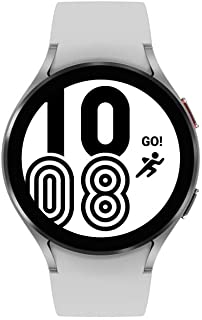 Samsung Electronics Galaxy Watch 4 40mm Smartwatch with ECG Monitor Tracker for Health Fitness...