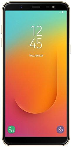 Samsung Galaxy J8 (Gold, 4GB RAM, 64GB Storage)
