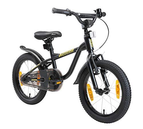 LÖWENRAD Bicicleta Infantil para niños y niñas a Partir de 4-5 años | Bici 16