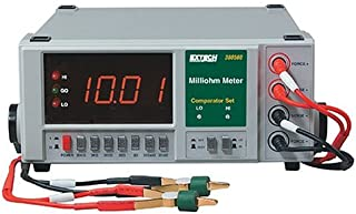 Extech 380560 High Resolution Precision Milliohm Meter