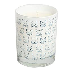 Cat tealight candle