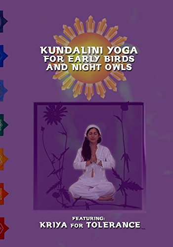 Kundalini Yoga for Early Birds & Night Owls