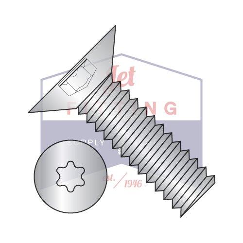 2-56 2021new shipping free shipping x 3 8 6 Lobe Flat Fully Degree Machine Award-winning store Threaded 100 Screw