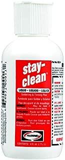 Harris SCLF4 Stay Clean Soldering Flux, 4 oz.