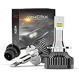 VehiCode D2S D2R LED Headlight Conversion Kit -...