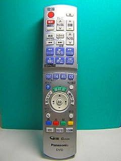 パナソニック DVDリモコン N2QAYB000186