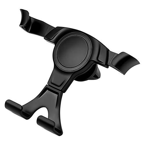 Ashey Schwerkraft-Autohalter, Telefonhalter, Drehständer, Autotelefonhalter, Entlüftung, universelle Schwerkraftverbindung für iPhone 7 11 Pro X Samsung Xiaomi