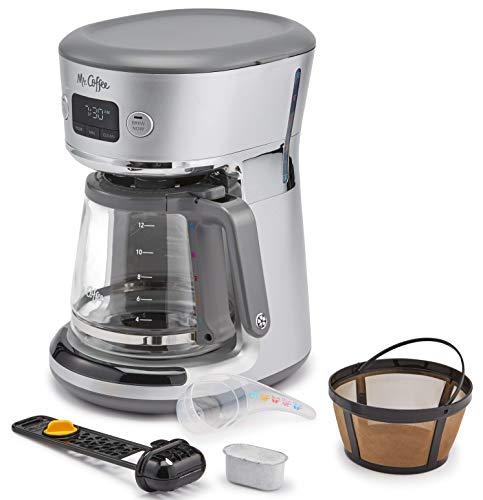 Mr. Coffee 31160392 Easy Measure 12 Cup Programmable Coffee Maker