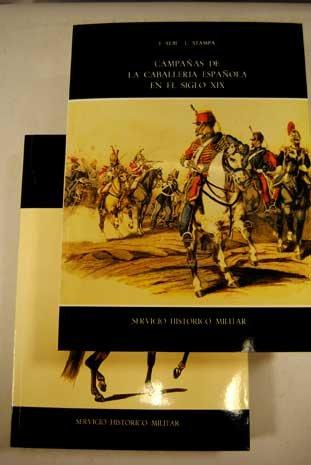 Campañas de la caballería española en el siglo XIX