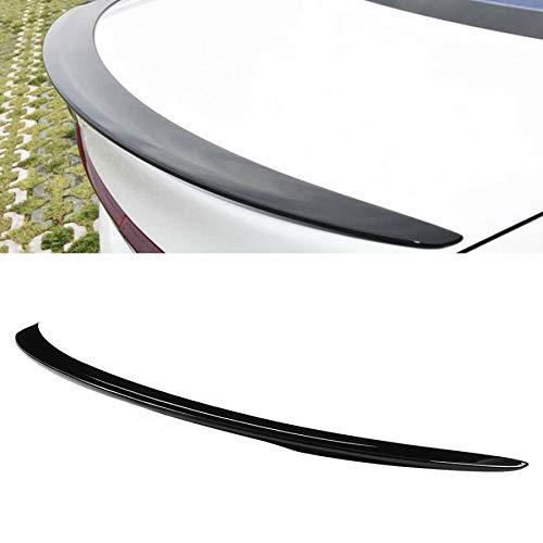 XZJDM ala Trasera De Spoiler, Estilo De Automóvil Brillante Negro Abstractivo De La Tapa De La Tapa Trasera del ala De La Tapa para CERATO/Forte / K3 2019-2020 Car Spoiler