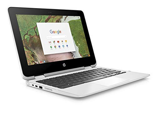 HP X360 Chromebook 11.6-inch 2-in-1 Touchscreen HD Laptop...