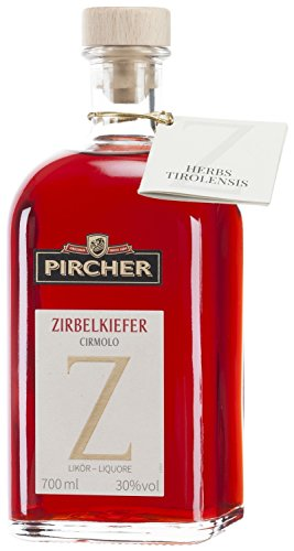 Liquore al Cirmolo Herbs Tirolensis Pircher Alto Adige 70 cl.