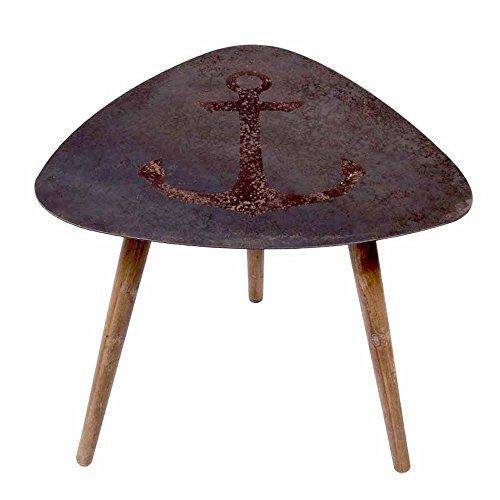 ExtraMaritim Beistelltisch - Tisch mit Anker
