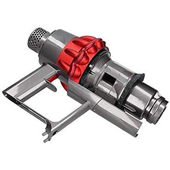 Juego de motor con ciclón rojo para aspiradora Dyson de la gama V10.: Amazon.es: Hogar