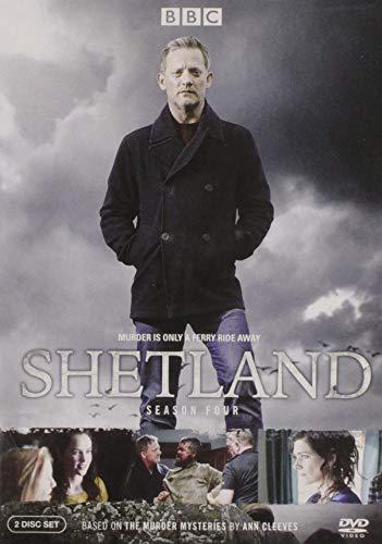 Shetland Season Four (DVD)