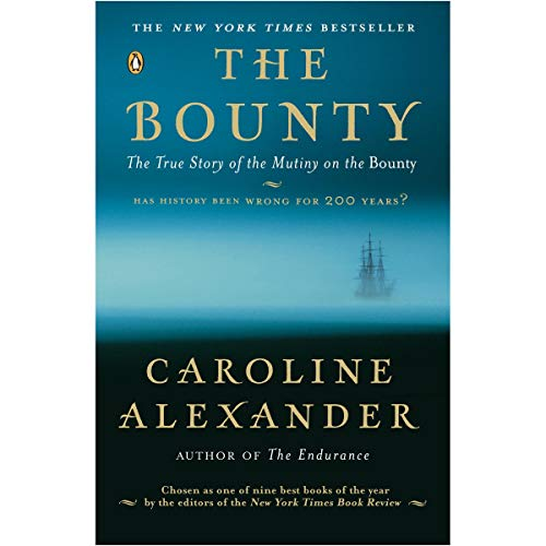 The Bounty     The True Story of the Mutiny on the Bounty              De :                                                                                                                                 Caroline Alexander                               Lu par :                                                                                                                                 Michael York                      Durée : 6 h     Pas de notations     Global 0,0