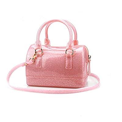 Girls' Jelly Mini Double Top Handle Bag