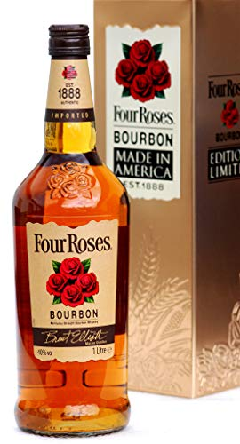 Four Roses Bourbon Edition Limitee in TIN Box, 1,0 L