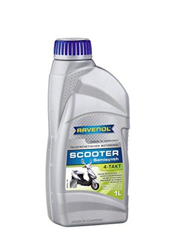 RAVENOL SCOOTER 4-Takt Teilsynthetisches, 1 Liter