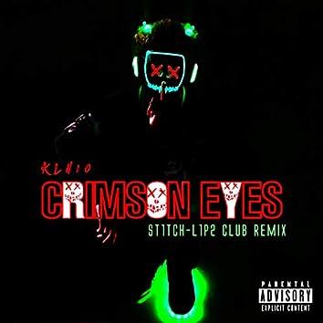 Crimson Eyes (St1tch-L1P2 Club Remix)
