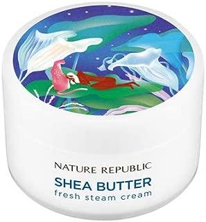 Nature Republic Shea Butter Fresh Steam Cream 100ml/3.38oz