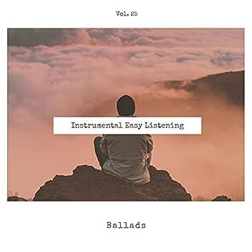 Instrumental Easy Listening Ballads, Vol. 25