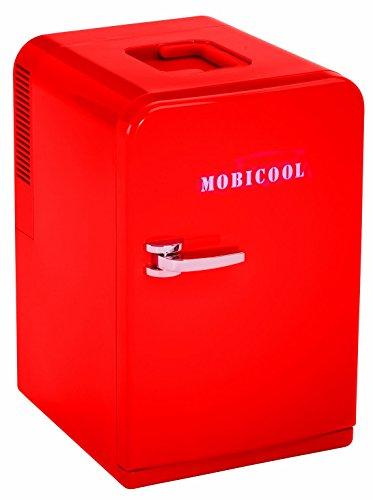 Mobicool F15 Thermoelektrischer Minikühlschrank, Rot