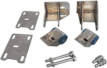 CXRacing Engine Mounts Swap Kit For 1989-1998 Nissan 240SX S13 S14 S15 2JZ-GTE