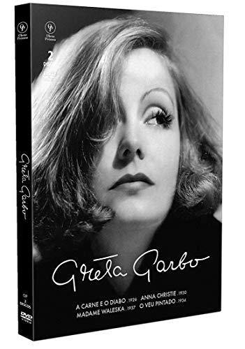 Greta Garbo [Digipak com 2 DVD's]