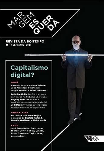 Margem Esquerda - Revista Da Boitempo - Vol. 36
