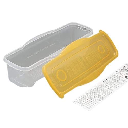 BYFRI Mikrowelle Nudelkocher Eco-Friendly Spaghetti Boxkocher Abtropffläche Für Küche Nudeln Pasta Werkzeuge 900ml