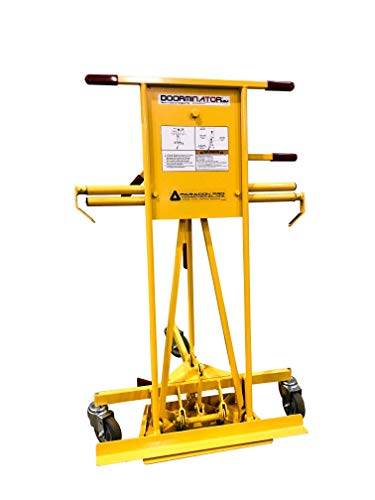 Telpro Inc. 3070 Doorminator , Yellow