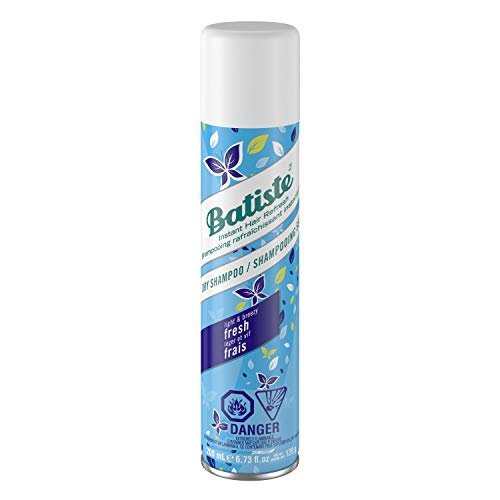 Batiste Dry Shampoo Fresh, 200 ml
