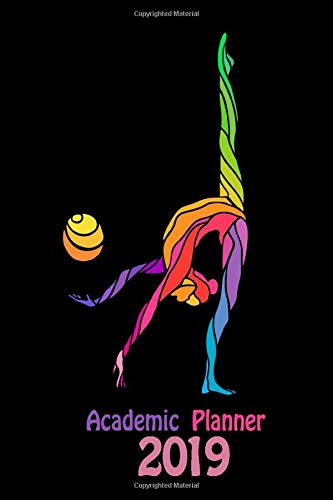 Academic Planner 2019: Rhythmic Gymnastics | softcover | 70 pages | compact size